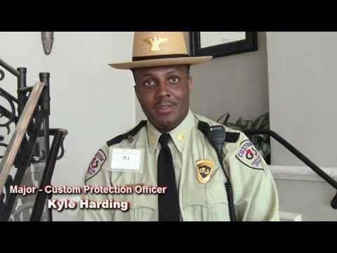 A day in the life of G4S Custom Protection Officer - Kyle H. - YouTube