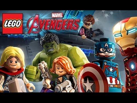 LEGO Marvel's Avengers language + Save location - YouTube