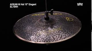 """15"""" Hi Hat Elegant video"""