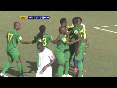 Ligi Kuu Ya Tanzania/Yanga Sport Club 3 Vs Majimaji Football Club 0