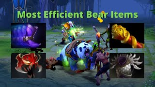 Lone Druid 7.27 | Most Efficient Items to Recover from Bad Start