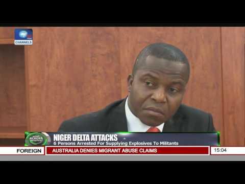 News Across Nigeria: Buhari Inaugurates Council For Ogoniland Clean Up
