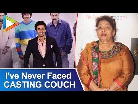 "Ranbir Kapoor: ""I've Never Faced CASTING COUCH"" | Sanju Teaser Launch"