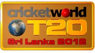 Cricket World Live - ICC World T20 2012 Semi-Final - Australia v West Indies - Live Cricket Show