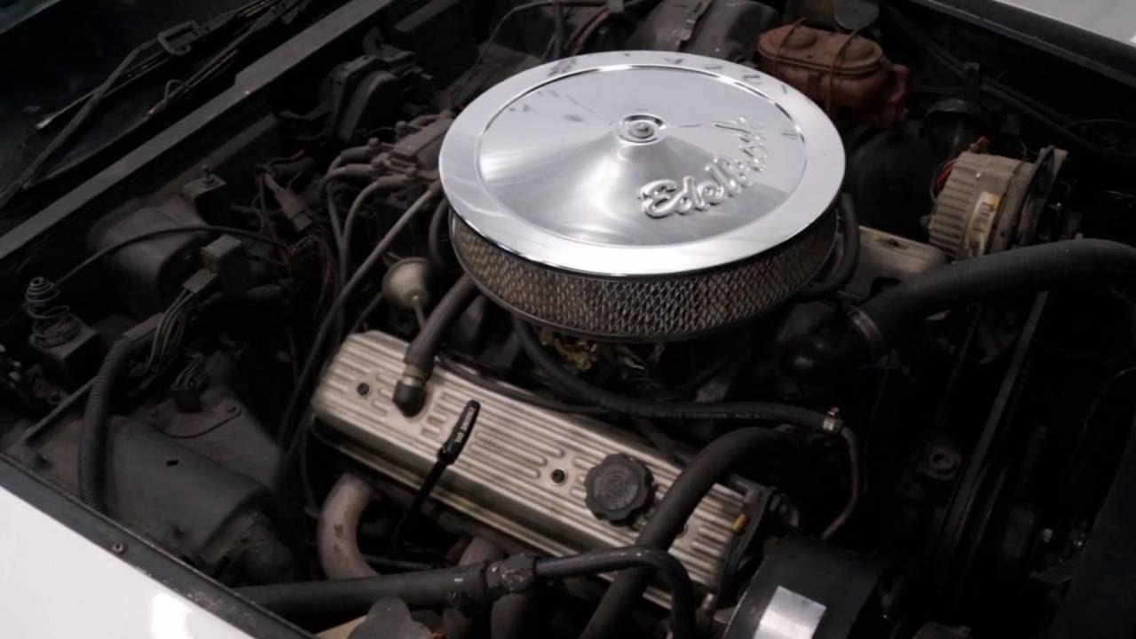 chevrolet corvette stingray 5 7 v8 manual 1979 youtube rh youtube com 1995 Chevy 5.7 Engine Specs 5.7 Chevy Engine
