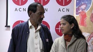 Marido de Asia Bibi: La gracia de Dios es la que mantiene con vida a mi familia