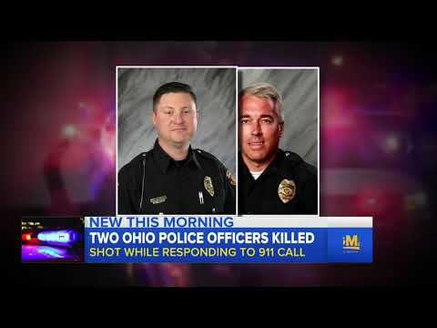 Two Officers Shot Dead After Responding To 911 Call