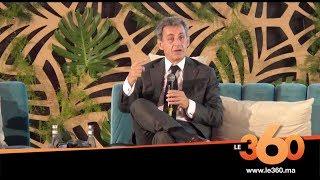 Le360.ma • Nicolas Sarkozy: «le Maroc est un pôle de stabilité en Méditerranée»