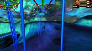 disney's ultimate ride coaster deluxe gameplay
