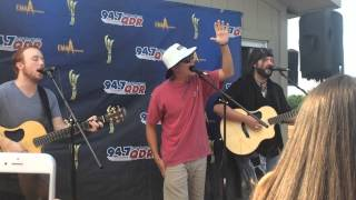Scotty McCreery 'Southern Belle' acoustic