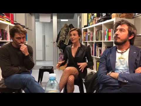 Violante Placido, Giorgio Pasotti, Paolo Ruffini e Shakespeare