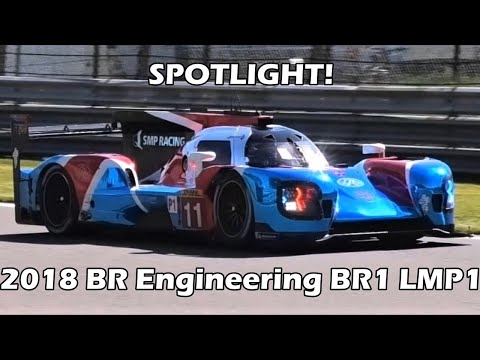 SPOTLIGHT! New 2018 BR Engineering BR1 LMP1 at 6 Hours of Spa-Francorchamps