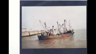 Lowerstoft Trawler Sinking 22nd January 1985