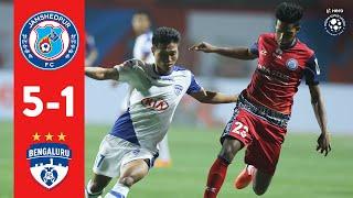 Hero ISL 2018-19 | Jamshedpur FC 5-1 Bengaluru FC | Highlights