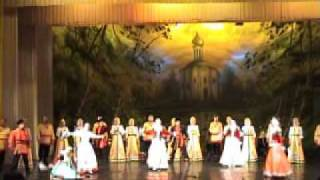 Russian Folk Songs and Dances