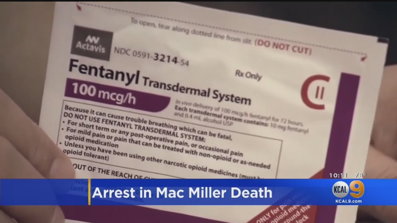 Dealer expected to plead guilty in Mac Miller overdose death