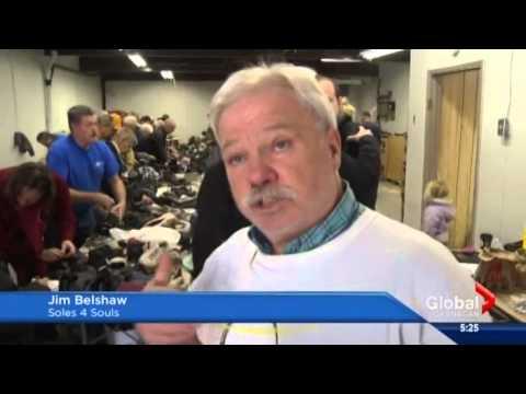 Global News Okanagan: Soul for Soles