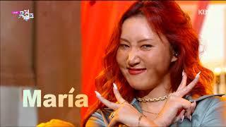 Baixar [ENG] Hwa Sa(화사) - Maria(마리아) [Music Bank COMEBACK / 2020.07.03]