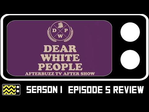 Dear White People Season 1 Episode 5 Review w/ Marque Richardson | AfterBuzz TV