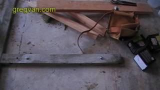 Short Video on Bathroom Framing and Bottom Plate Layout