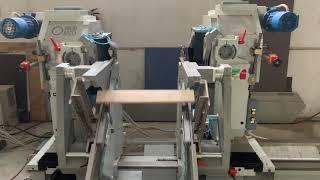 Espigadora Doble marca P.Bacci Modelo TSD CSF 2 - 2200