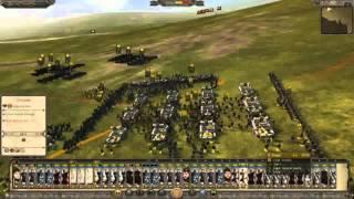 Total War Attila: 東ローマ帝国軍2,405 vs ササン朝ペルシャ2,116 エクバタナ