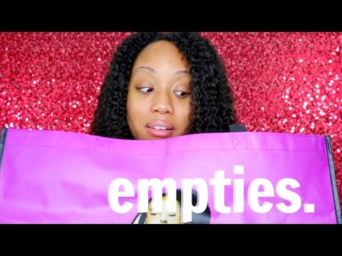 Product Empties!