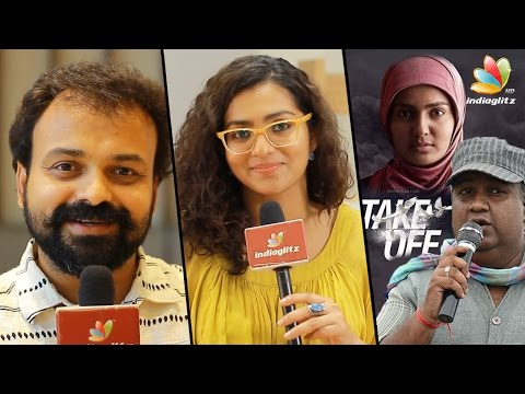 Take off is technically for keeping Rajesh Pillai alive with us - Parvathy | Kunchacko Boban