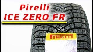 Pirelli ICE ZERO FR /// Обзор