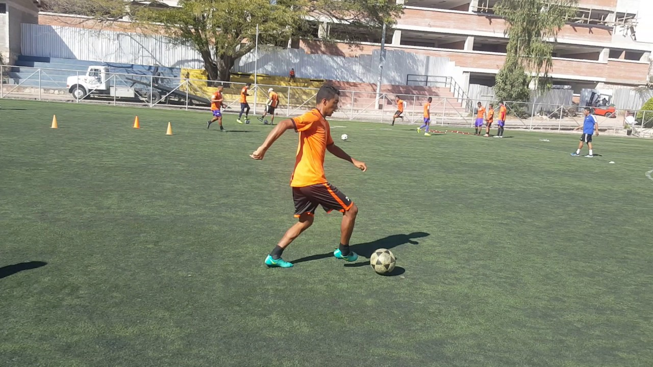 Circuito Fisico Tecnico Futbol : Circuito físico técnico futbol youtube