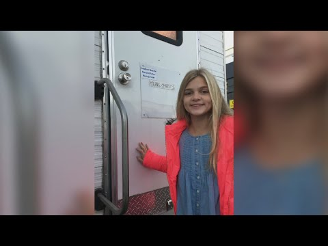 10-year-old Branford actress makes movie debut in