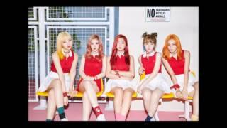 """From red velvet 3rd mini album """"russian roulette"""""""