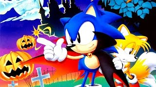 Sonic Halloween - Walkthrough