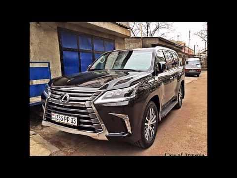 Armenian Cars 2016