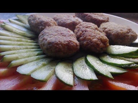 Котлеты из сардин пошаговый рецепт с фото