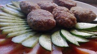 Рецепт Котлеты из консервы сардины.Котлеты из сардины с рисом