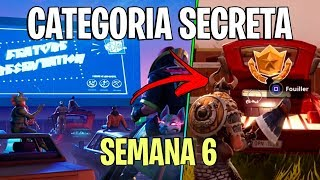 FORTNITE-FREE SECRET CATEGORY OF WEEK 6 OF THE SEASON 5 BATTLE PASS!