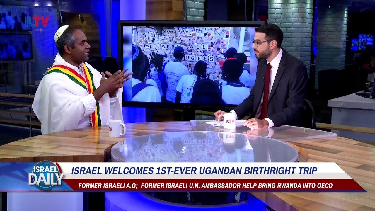 Shmuel Legesse, Ethiopian Israeli International Community Activist & Educator - Aug  29, 2018