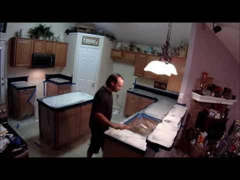 Kitchen Counters Epoxy Resin