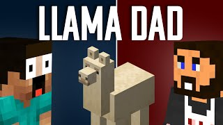 Hermitcraft Movie Trailer - Llama Dad