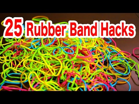 25-rubber-band-life-hacks-for-your-life