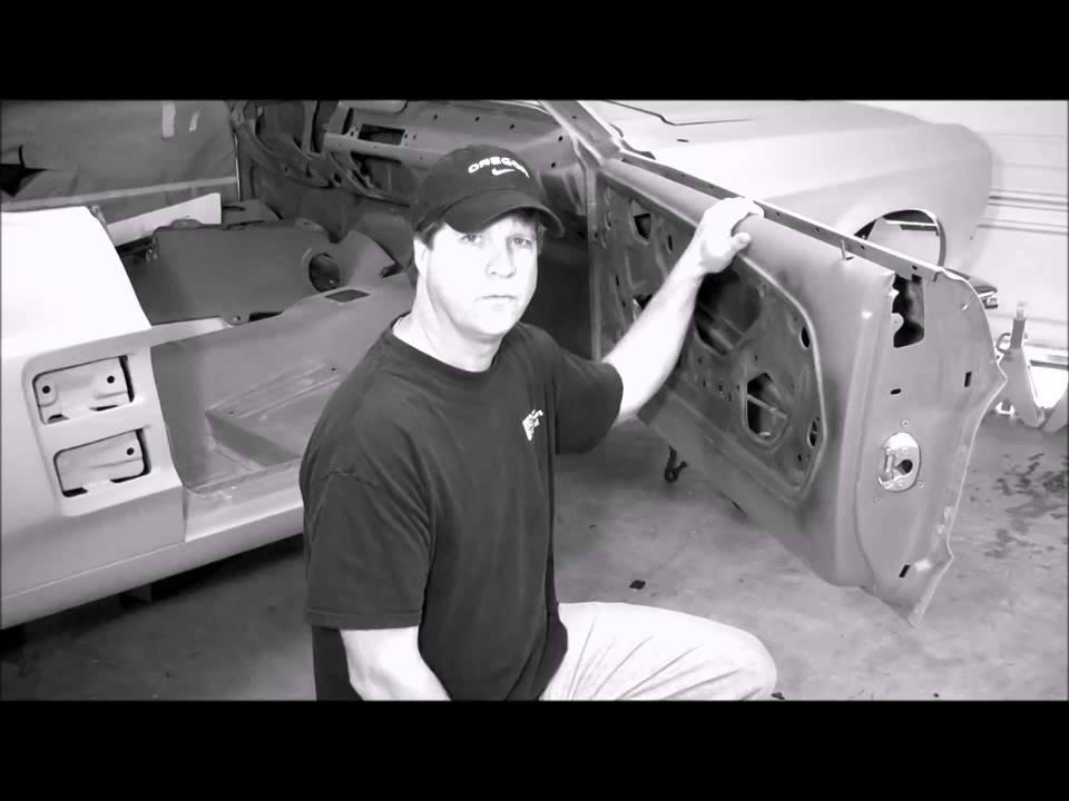 How To Mustang Door Latch Handles And Door Locks Youtube