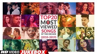 Download TOP 20 MOST-VIEWED SONGS OF THE DECADE |★ Best Songs From (2010-2019) ★ | Video Jukebox