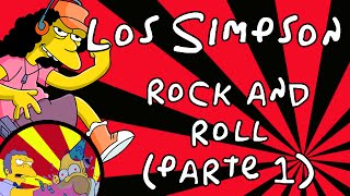 los simpson rock and roll parte 1