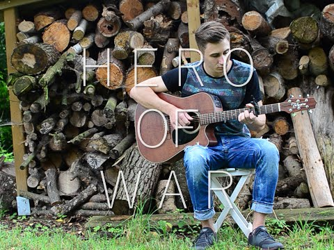 (Rise Against) Hero Of War - Fingerstyle Guitar Cover