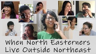 When North Easterners Live Outside Northeast