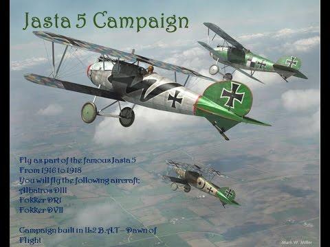 Jasta 5 Campaign BAT DoF