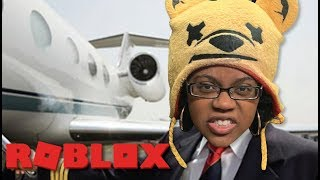 DE PLANE DE PLANE | ROBLOX ESCAPE PLANE CRASH OBBY!