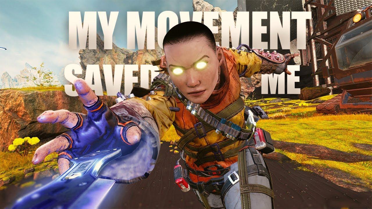 My Movement Saved Me...
