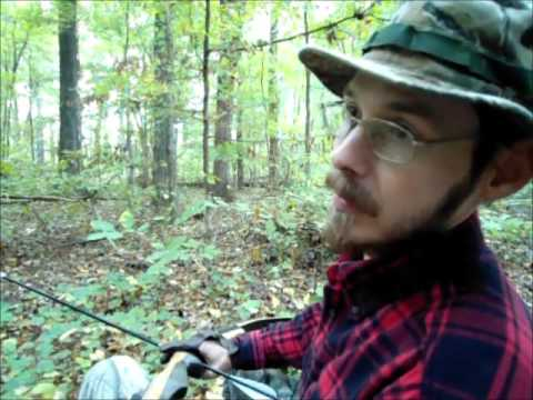 Recurve Bowhunting From The Ground